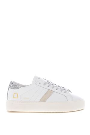 Sneakers D.A.T.E. Vertigo low in leather. DATE | 5032245 | W331-VE-CAWS