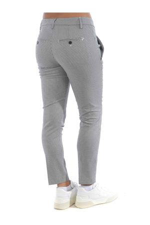 Dondup perfect trousers in viscose blend DONDUP | 9 | DP066QS0118XXX-001