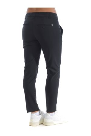 Dondup perfect trousers in stretch wool canvas DONDUP | 9 | DP066TS0009XXX-999