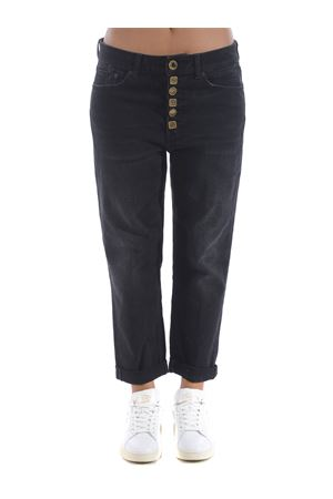 Dondup jewel koons jeans in stretch denim DONDUP | 24 | DP268BDS0255DAS1-999