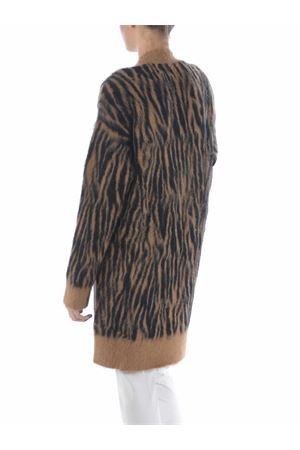 Dondup cardigan in alpaca blend DONDUP | 850887746 | DT052M00741002-026N