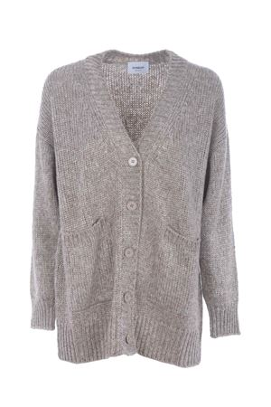 Dondup cardigan in tricot wool blend DONDUP | 850887746 | DT071M00724002-026
