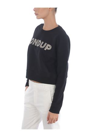 Dondup cotton sweatshirt DONDUP | 10000005 | F207KF0136XXX-999