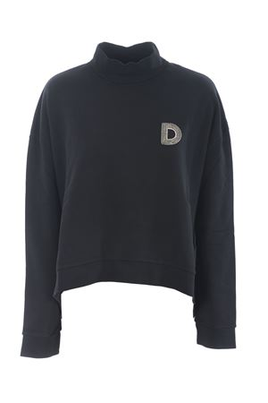 cotton blend Dondup sweatshirt. DONDUP | 10000005 | F213KF0136PTD-999