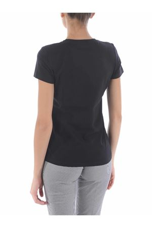 T-shirt Dondup in cotone stretch DONDUP | 8 | S007JS0241ZH3-999
