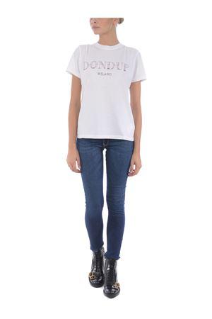 Dondup cotton T-shirt DONDUP | 8 | S746JF0234DZJ3-000