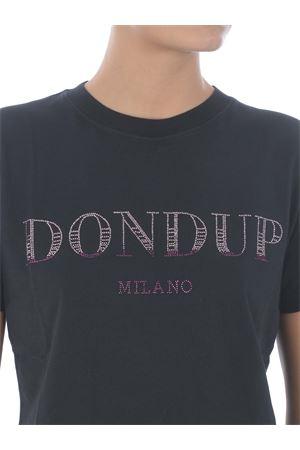 Dondup cotton T-shirt DONDUP | 8 | S746JF0234DZJ3-999