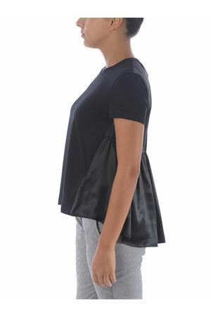 Dondup T-shirt in cotton and silk DONDUP | 8 | S849JF0274DXXX-999