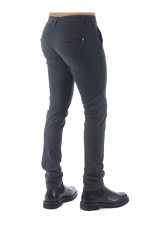Pantaloni Dondup gaubert in gabardina di cotone stretch DONDUP | 9 | UP235GSE043PTD-908
