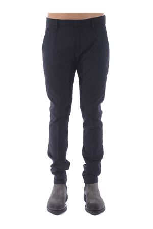 Pantaloni Dondup gaubert pinces in cotone stretch DONDUP | 9 | UP517RS0038XXX-897