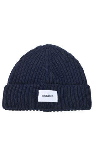 Dondup hat in ribbed wool blend DONDUP | 26 | UQ065Y00474XXX-890