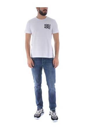 Dondup cotton t-shirt DONDUP | 8 | US198JF0271ZJ9-000