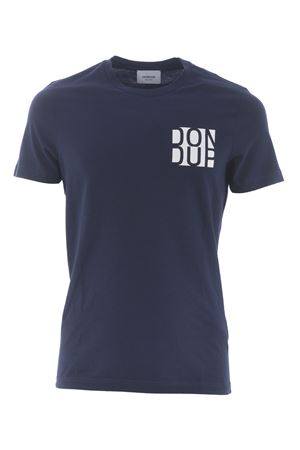 T-shirt Dondup in cotone DONDUP | 8 | US198JF0271ZJ9-890