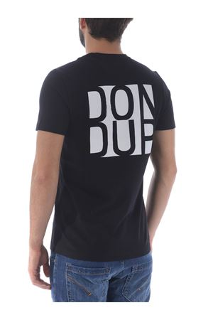 Dondup cotton T-shirt DONDUP | 8 | US198JF0271ZJ9-999