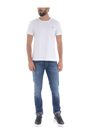 Dondup cotton T-shirt DONDUP | 8 | US198JF0271ZL4-000