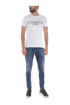 Dondup stretch cotton T-shirt DONDUP | 8 | US221JS0125ZH6-000