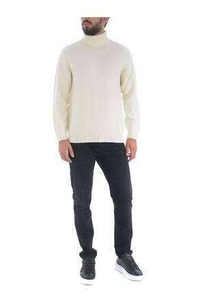 Dondup sweater in tricot wool DONDUP | 7 | UT017M00720002-042