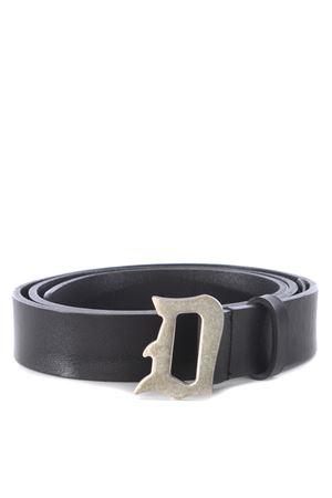 Dondup leather belt DONDUP | 22 | XC116PL0250XXX-999
