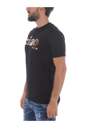 Dsquared2 T-shirt in cotton. DSQUARED | 8 | S71GD0995S22427-900