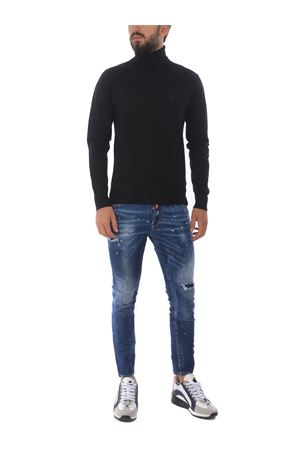Dsquared2 sweet life sweater in wool. DSQUARED | 7 | S71HA1065S16794-900