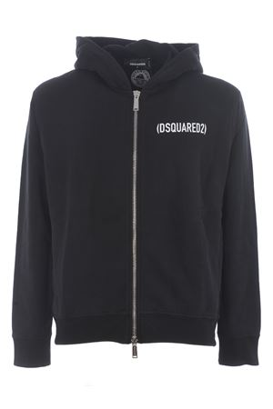 Dsquared2 sweatshirt in cotton.  DSQUARED | 10000005 | S71HG0094S25030-900