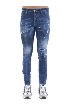 Jeans Dsquared2 cool guy DSQUARED | 24 | S71LB0773S30342-470