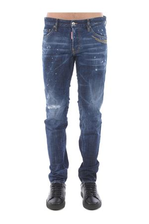 Jeans Dsquared2 slim jean DSQUARED | 24 | S71LB0781S30664-470