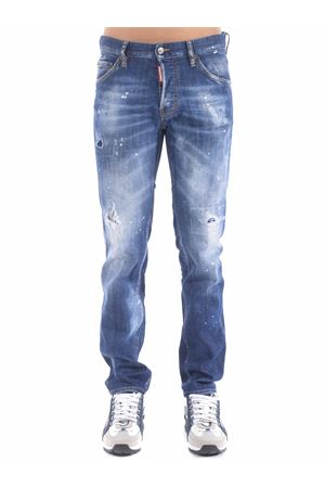 Dsquared2 cool guy jeans in stretch denim