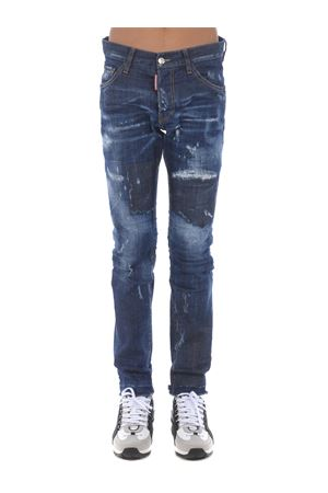 Jeans Dsquared2 cool guy DSQUARED | 24 | S71LB0816S30342-470
