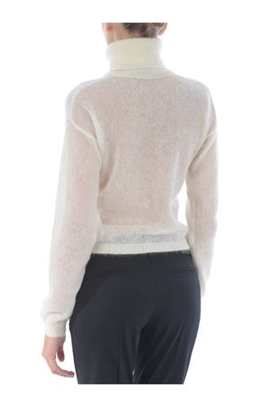 Dsquared2 sweater in mohair blend. DSQUARED | 7 | S72HA0996S17541-102