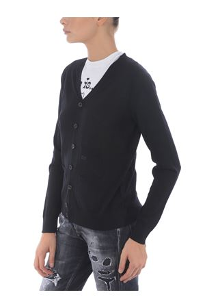 Cardigan Dsquared2 DSQUARED | 850887746 | S72HA1027S16794-900