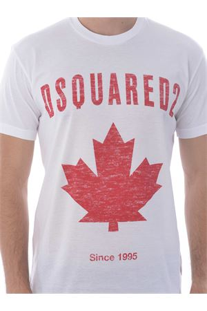 Dsquared2 cotton T-shirt DSQUARED | 8 | S74GD0706S22427-100