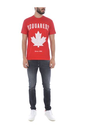 DSQUARED | 8 | S74GD0706S22427-307