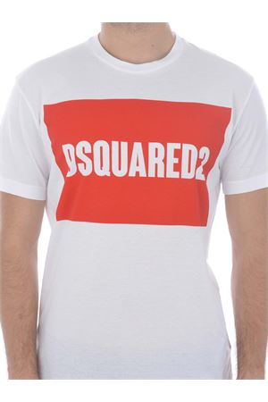 Dsquared2 cotton T-shirt DSQUARED | 8 | S74GD0720S22427-100