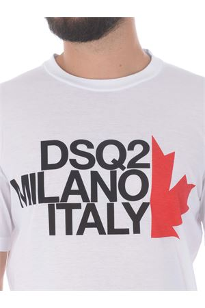 Dsquared2 cotton T-shirt DSQUARED | 8 | S74GD0730S21600-100