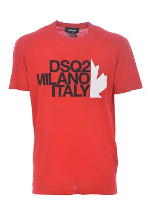 Dsquared2 cotton T-shirt DSQUARED | 8 | S74GD0730S21600-307