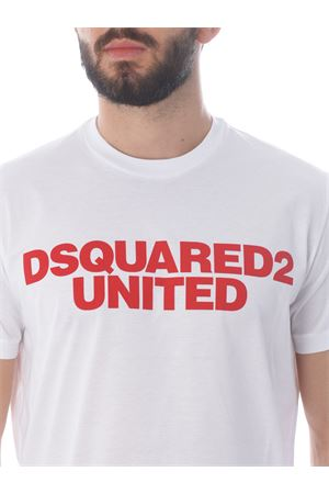 Dsquared2 cotton T-shirt DSQUARED | 8 | S74GD0762S22427-100