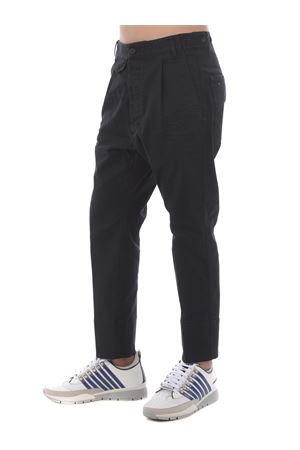 Dsquared2 trousers in stretch cotton. DSQUARED | 9 | S74KB0461S39021-900