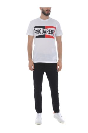 Jeans Dsquared2 twist zip jean DSQUARED | 24 | S74LB0742S30564-900