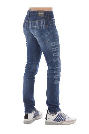 Dsquared2 cool guy jean jeans in stretch denim DSQUARED | 24 | S74LB0757S30342-470