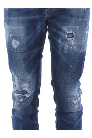 Dsquared2 cool guy jean jeans in stretch denim DSQUARED | 24 | S74LB0763S30342-470