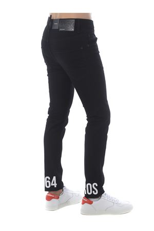 Dsquared2 skater jean jeans in stretch denim DSQUARED | 24 | S74LB0780S30564-900