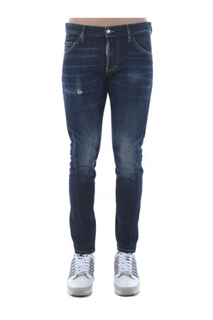 Jeans Dsquared2 sexy twist jean DSQUARED | 24 | S74LB0821S30664-470