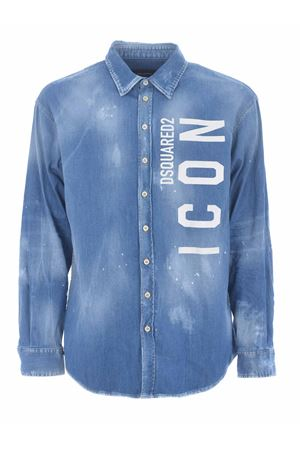 Camicia Dsquared2 Icon DSQUARED | 6 | S79DL0006S30341-470