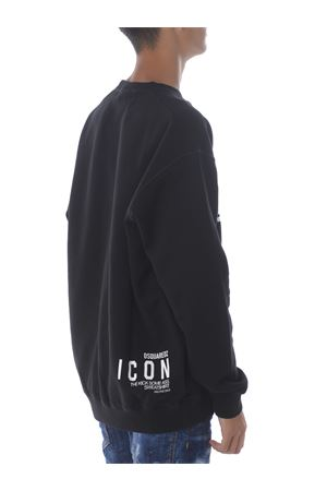 Dsquared2 sweatshirt in cotton.