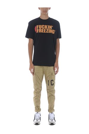 Dsquared2 icon gabardine cargo pants DSQUARED | 9 | S79KA0003S39021-123