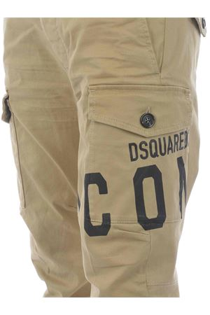 Pantaloni cargo Dsquared2 icon DSQUARED | 9 | S79KA0003S39021-123