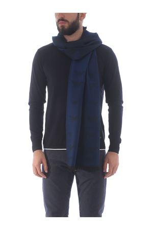 Emporio Armani scarf in wool blend EMPORIO ARMANI | 77 | 6250480A348-04433