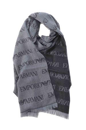 Sciarpa Emporio Armani in misto lana EMPORIO ARMANI | 77 | 625053CC786-00041