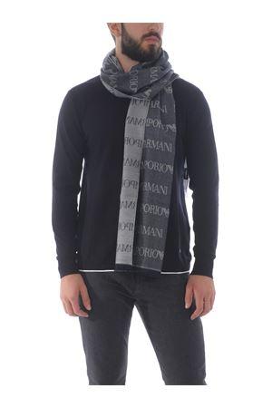 Emporio Armani scarf in wool blend EMPORIO ARMANI | 77 | 625053CC786-00635